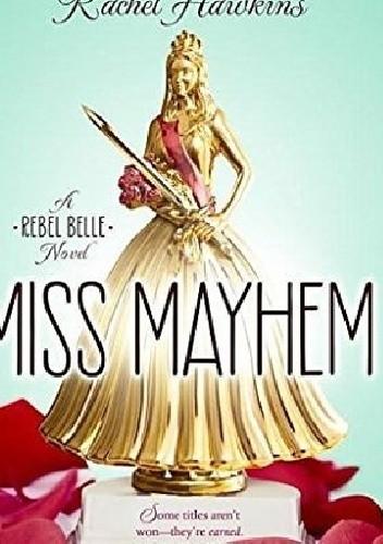 Okładka książki Miss Mayhem