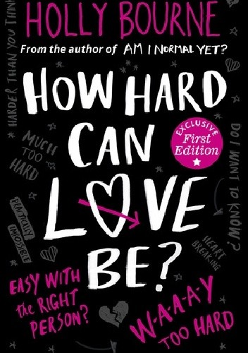Okładka książki How Hard Can Love Be?