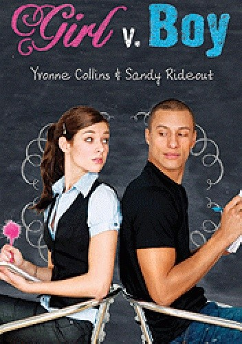 Okładka książki Girl v. Boy