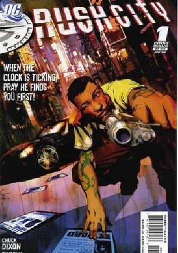 Okładka książki Rush City Vol 1 #1
