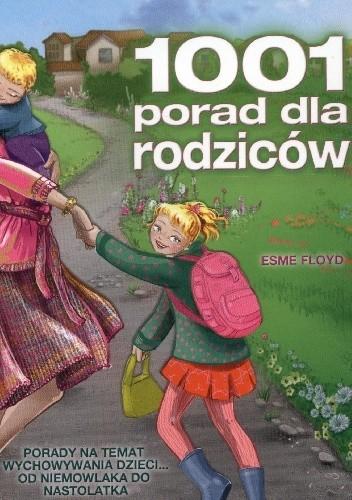Okładka książki 1001 porad dla rodziców