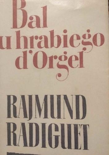 Okładka książki Bal u hrabiego d'Orgel
