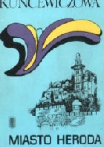 Okładka książki Miasto Heroda