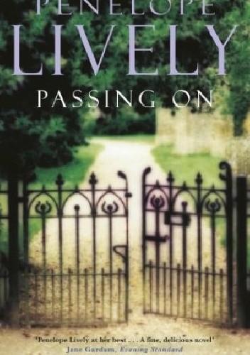 Okładka książki Passing On