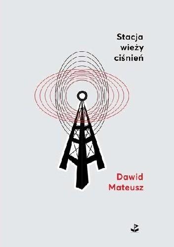 Okładka książki Stacja wieży ciśnień
