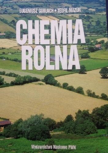 Okładka książki Chemia rolna