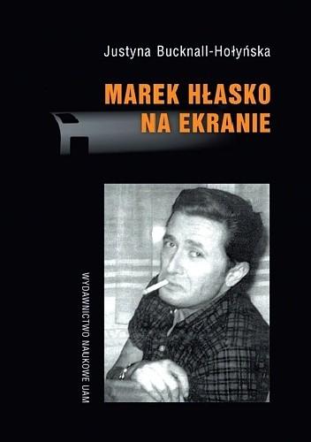 Okładka książki Marek Hłasko na ekranie
