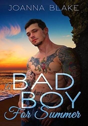 Okładka książki A Bad Boy For Summer