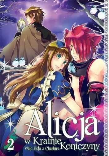 Okładka książki Alicja w Krainie Koniczyny - Walc Kota z Cheshire 2