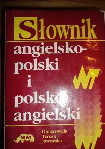 Okładka książki Słownik angielsko-polski i polsko-angielski