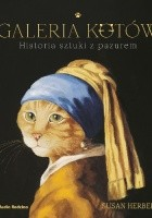 Galeria kotów. Historia sztuki z pazurem