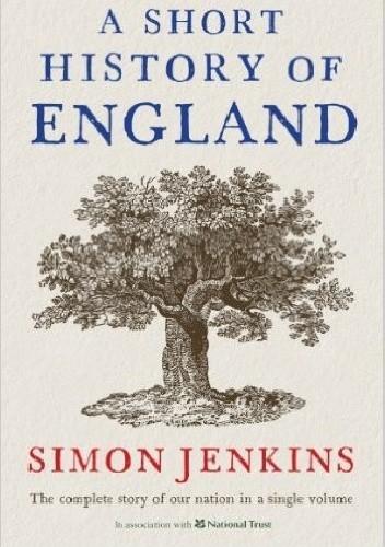Okładka książki A Short History of England