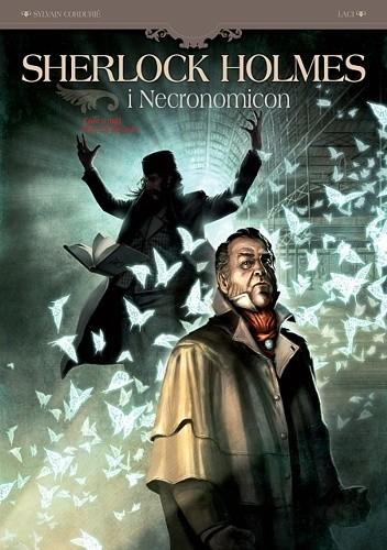 Okładka książki Sherlock Holmes i Necronomicon Tom 2 - Noc nad światem