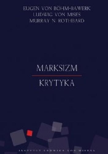 Okładka książki Marksizm. Krytyka
