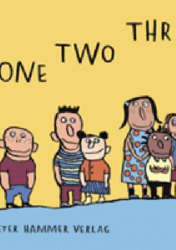 Okładka książki One two three me