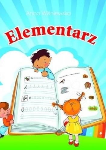 Okładka książki Elementarz