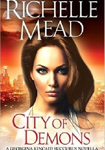 Okładka książki City of Demons