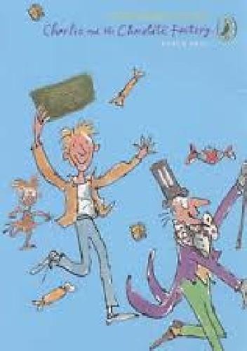 Okładka książki Charlie and the Cholocolate Factory