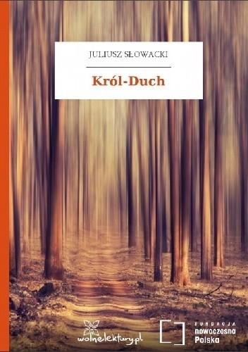 Okładka książki Król-Duch. Rapsod I