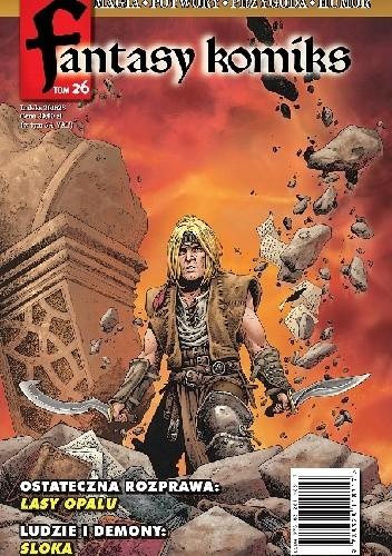 Okładka książki Fantasy Komiks t 26