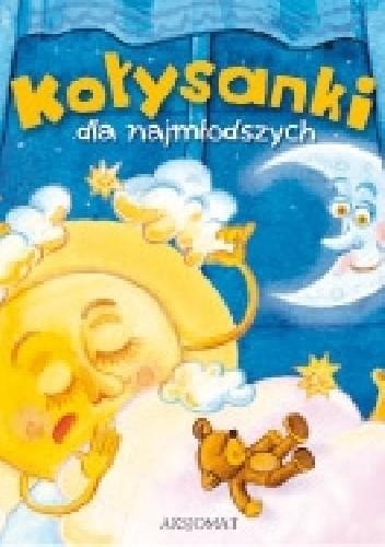 Okładka książki Kołysanki dla najmłodszych