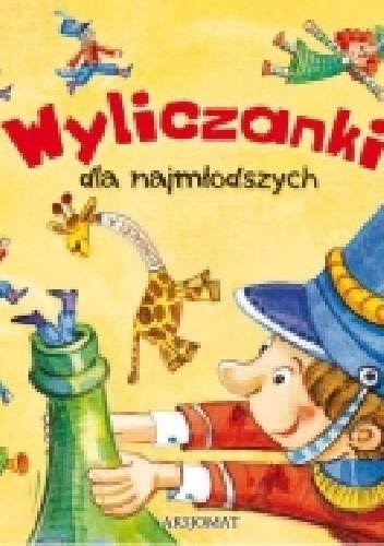 Okładka książki Wyliczanki dla najmłodszych