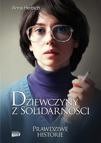 Okładka książki Dziewczyny z Solidarności