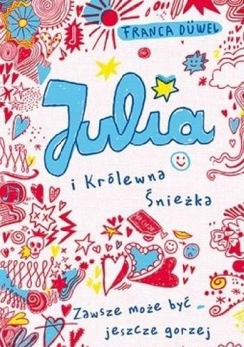 Okładka książki Julia i Królewna Śnieżka