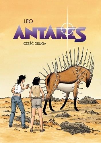 Okładka książki Antares. Część druga