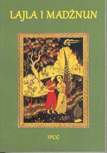 Okładka książki Lajla i Madżnun