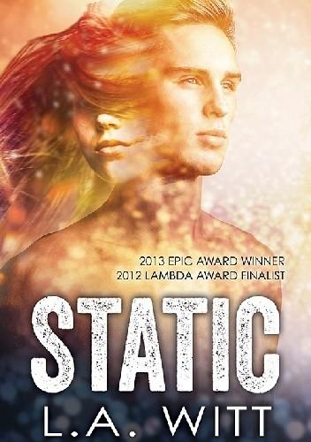 Okładka książki Static