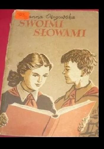 Okładka książki Swoimi słowami