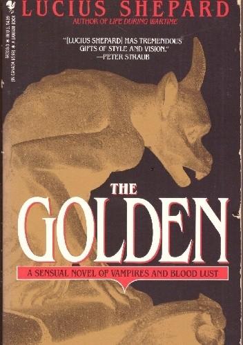Okładka książki The Golden