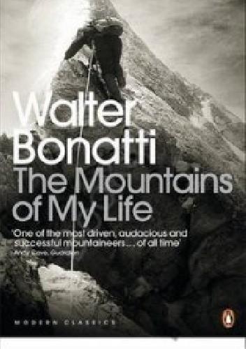 Okładka książki The Mountains of My Life