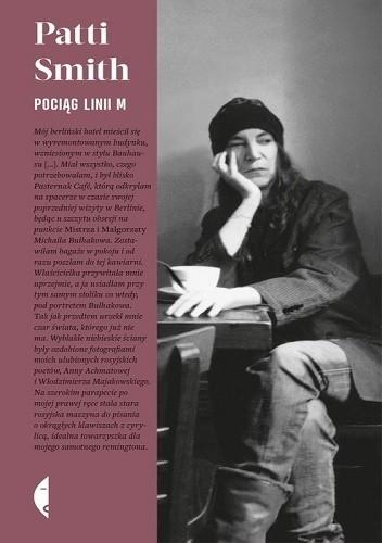 Okładka książki Pociąg linii M