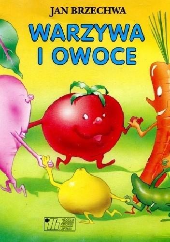 Okładka książki Warzywa i owoce