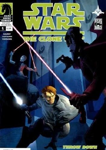 Okładka książki Star Wars: The Clone Wars #5