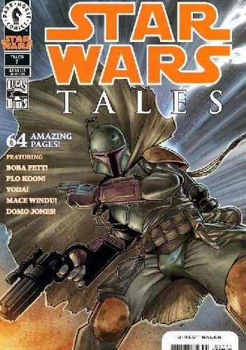 Okładka książki Star Wars Tales #7