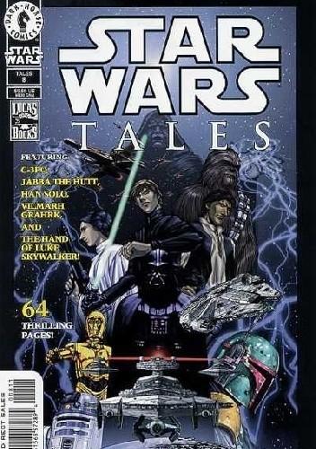 Okładka książki Star Wars Tales #8