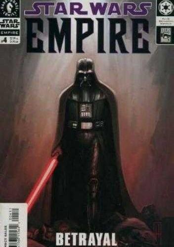 Okładka książki Star Wars: Empire #4