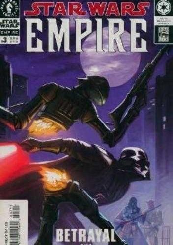 Okładka książki Star Wars: Empire #3