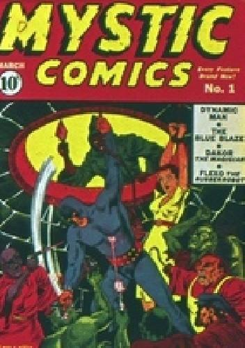 Okładka książki Mystic Comics #1