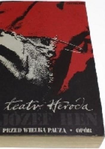 Okładka książki Teatr Heroda