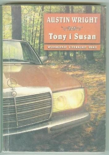 Okładka książki Tony i Susan