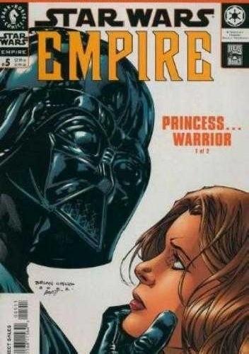Okładka książki Star Wars: Empire #5