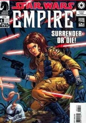 Okładka książki Star Wars: Empire #6
