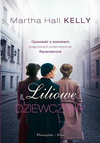 Okładka książki Liliowe dziewczyny
