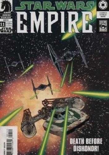 Okładka książki Star Wars: Empire #11