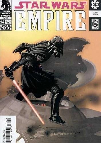 Okładka książki Star Wars: Empire #14