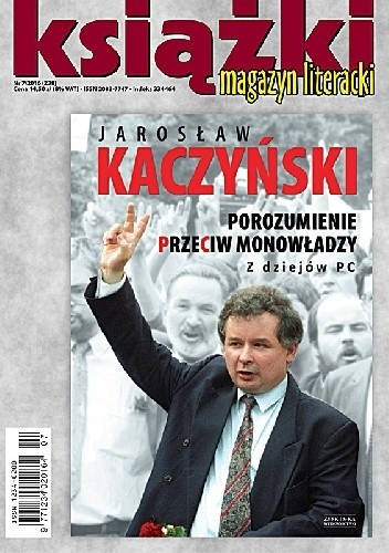 Okładka książki Magazyn Literacki Książki 7/2016 (238)